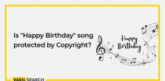 "Is ""Happy Birthday"" Song protected by Copyright?"