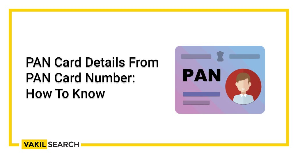 PAN Card Details From PAN Card Number_ How To Know