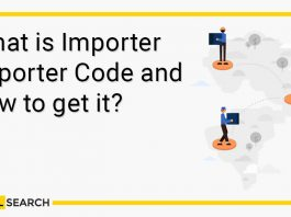What is Import Export Code and how to get it?