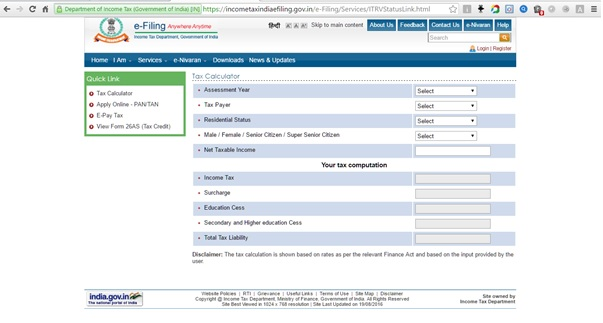 Filing Income Tax Returns in India - Vakilsearch