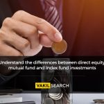 Understand the differences between Direct Equity, Mutual Fund and Indexed Fund Investments