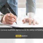 General business agreements for every company