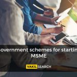 Government Schemes for Starting MSME