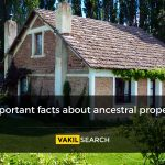 Concept of Ancestral Property