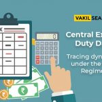 Central Excise Duty Day – Tracing dynamics under the GST Regime