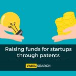 Raising funds for startups through patents