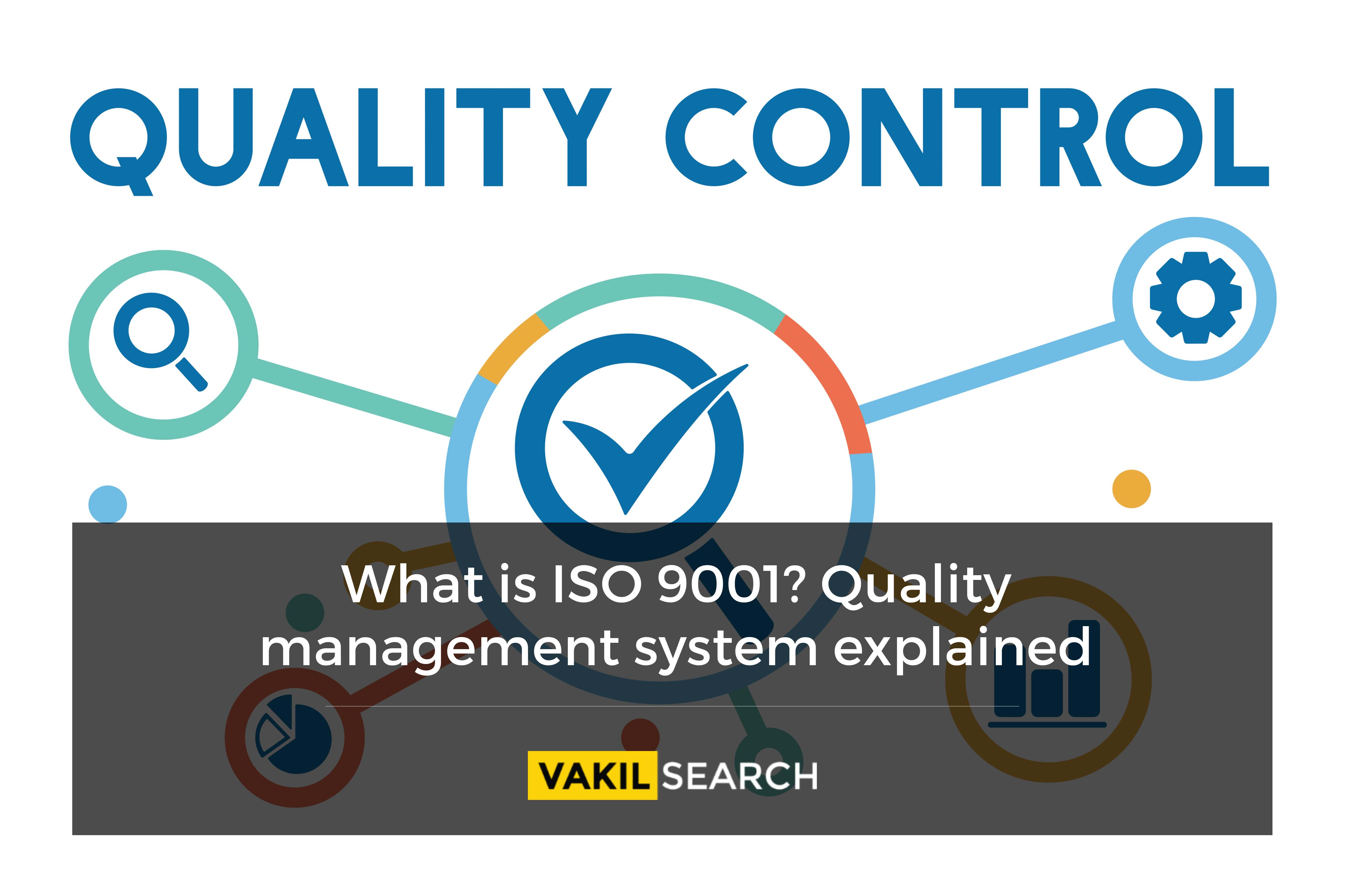 What Is Iso 9001 Quality Management System Explained