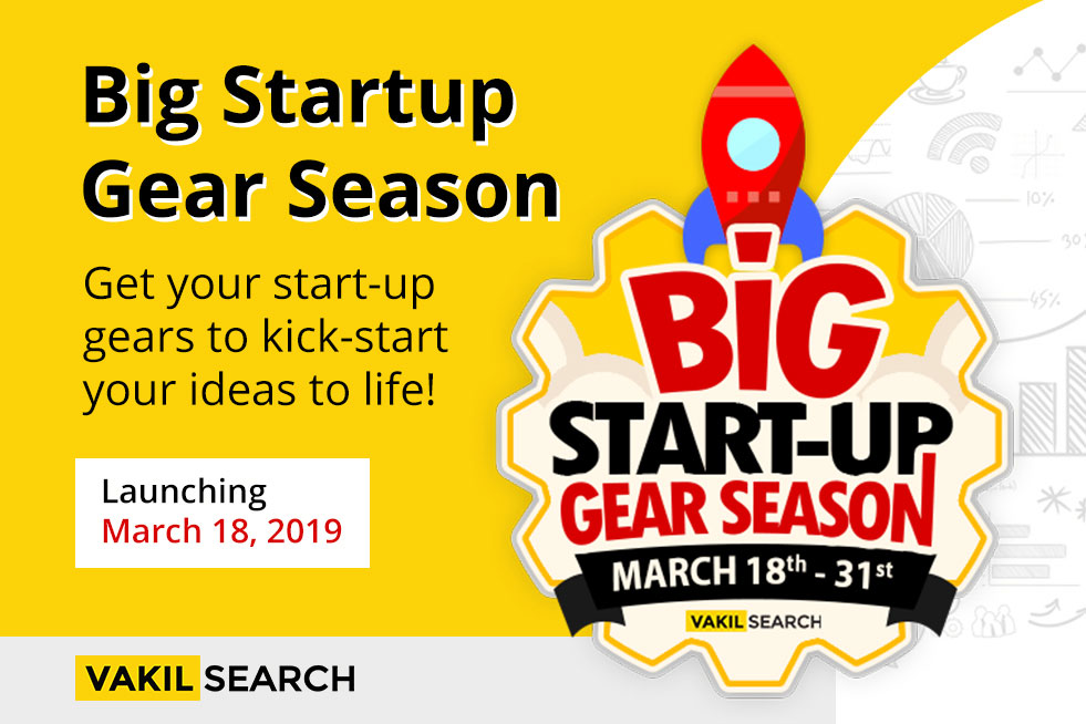 The Big Startup Gear Season Is Here!