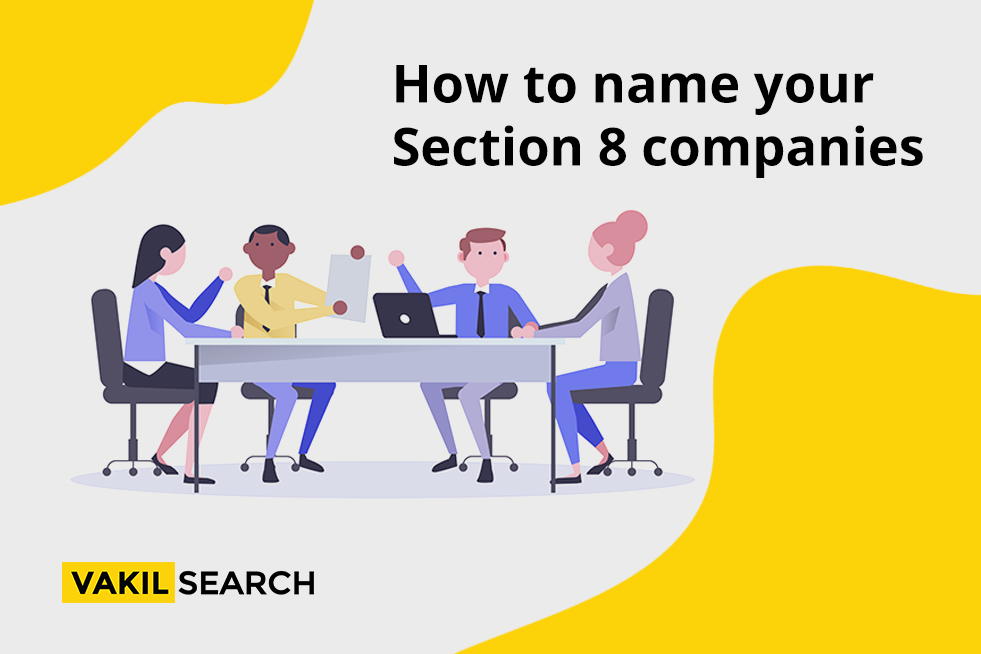 How to name your Section 8 companies