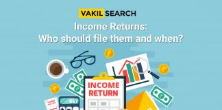 Income Tax returns: Who should file them & when?