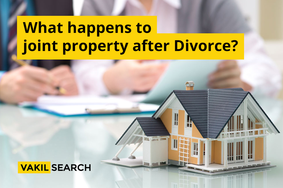 What Happens To Joint Property after Divorce