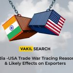 India-USA Trade War: Tracing Reasons & Likely Effects on Exporters