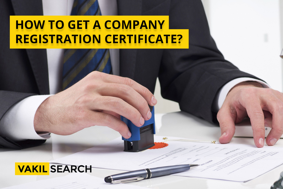 How to Get A Company Registration Certificate