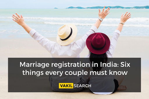 6 things every couple must know before getting their marriage registered in India