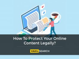 How to protect your online content legally