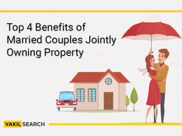 Top 4 benefits of married couples jointly owning a property