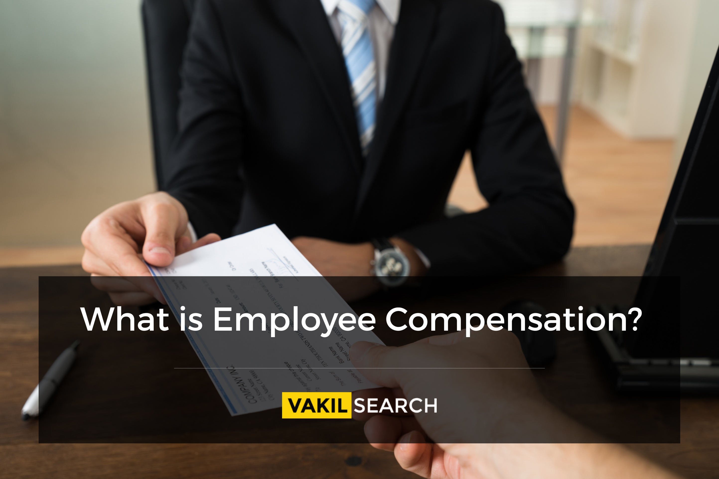 What is Employee Compensation?