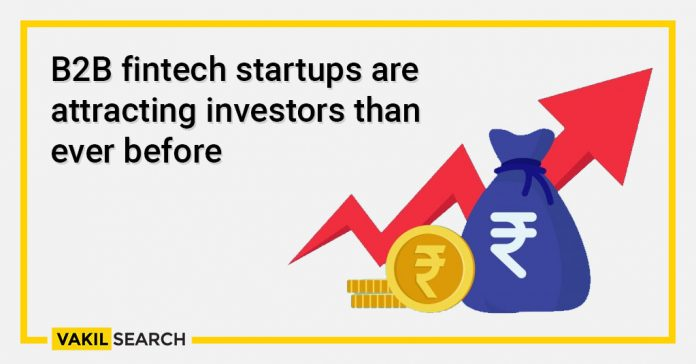 B2B Fintech Startups Are Attracting Investors Than Ever Before