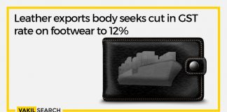 The leather export body seeks cut in GST rate on footwear to 12%