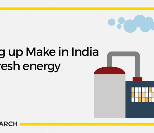 Scaling up Make in India with fresh energy