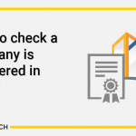 How to check a company is registered in India?