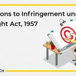 Exceptions to Infringement under the Copyright Act, 1957