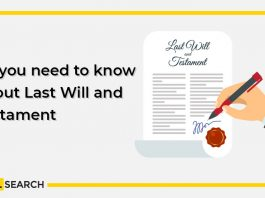 All you need to know about Last Will and Testament