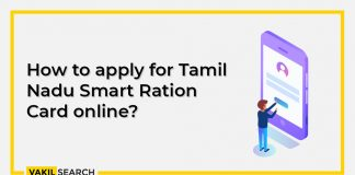 How to apply for Tamil Nadu Smart Ration Card online?