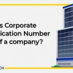 What is Corporate Identification Number (CIN) of a company?