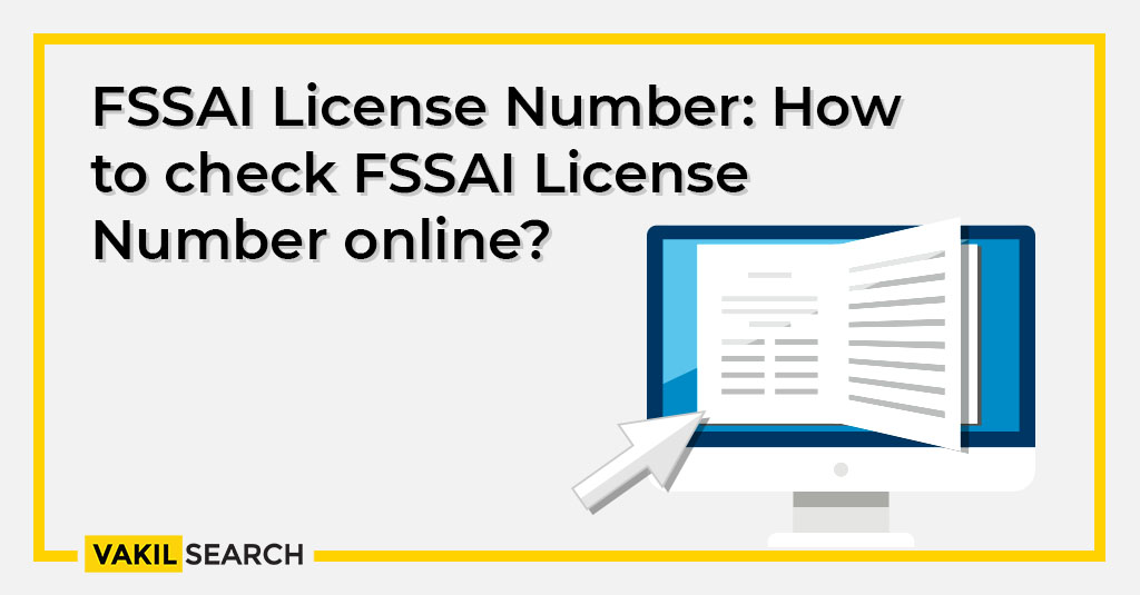 FSSAI License Number: How to check FSSAI License Number online?