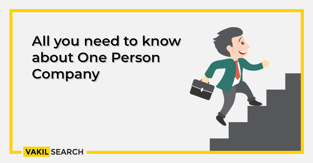 All you need to know about the one-person company