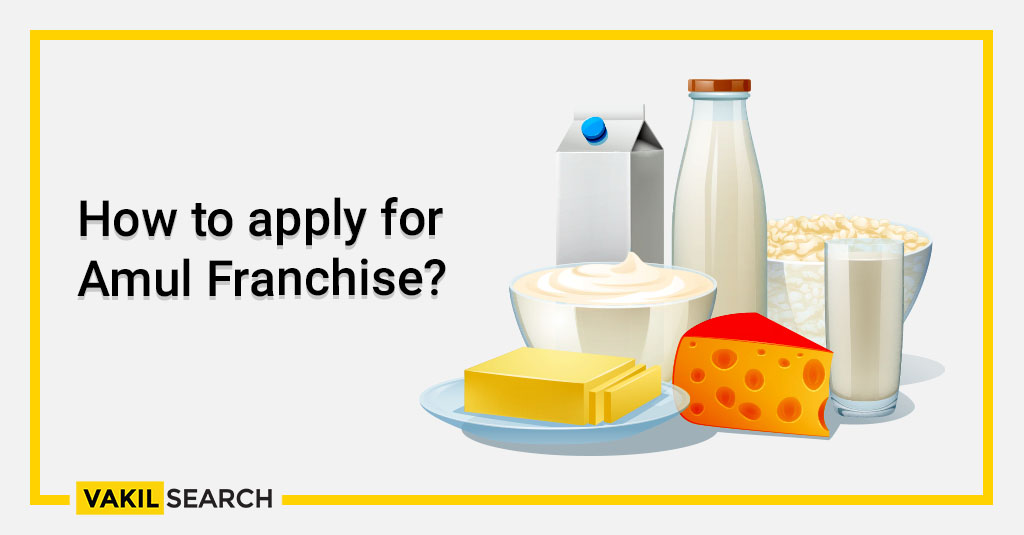How to apply for Amul Franchise_