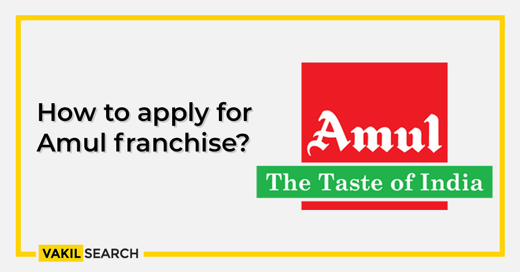 How to apply for Amul franchise