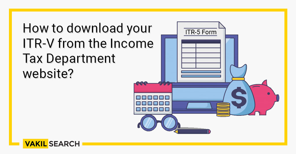 -How to download your ITR-V from the Income Tax Department website