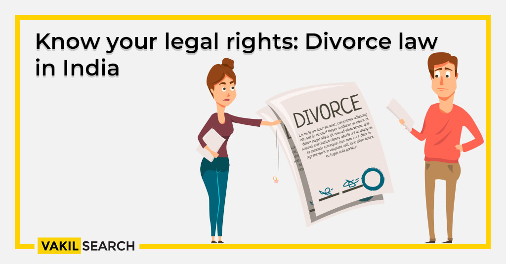 Know your legal rights_ Divorce law in India