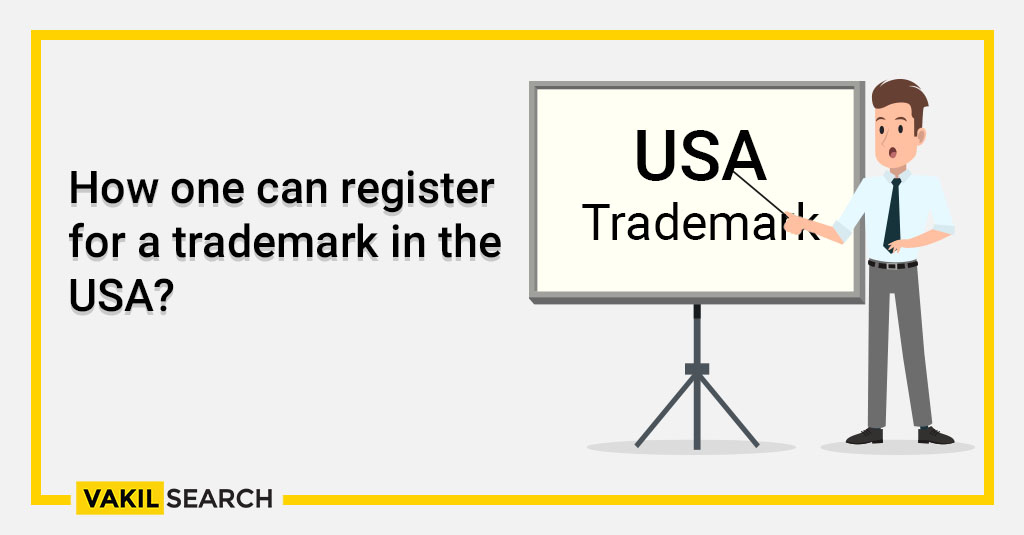 How one can register for a trademark in the USA_
