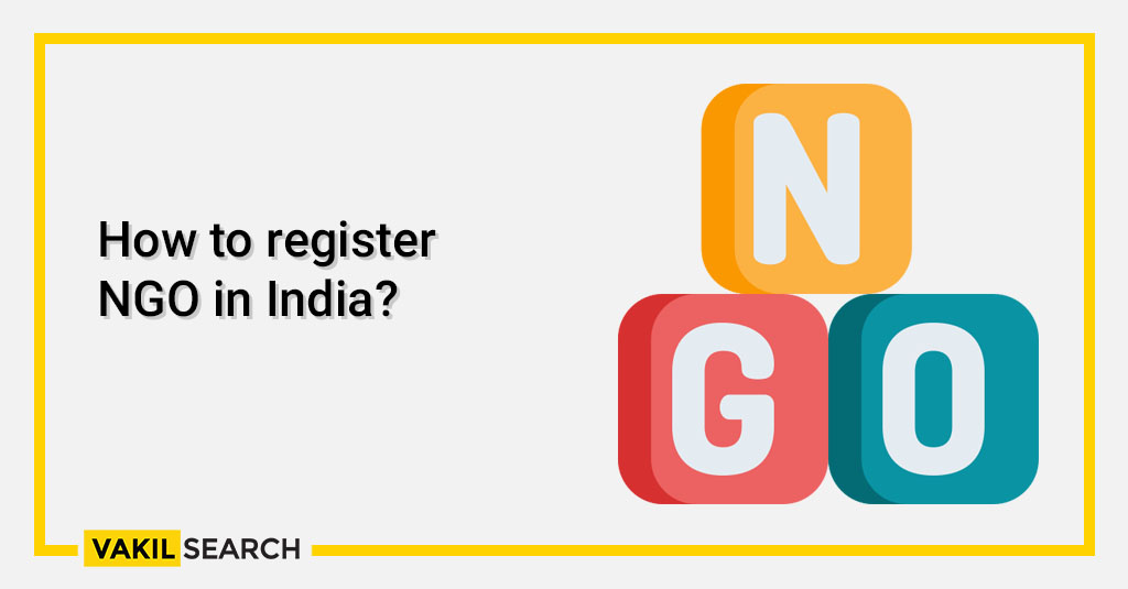 How to register NGOs in India