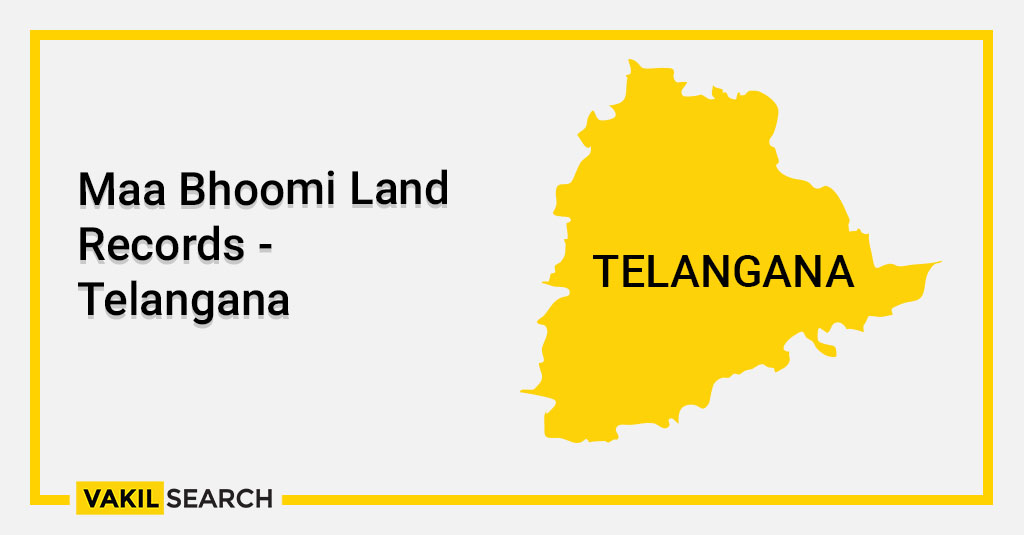 Maa Bhoomi Land Records - Telangana