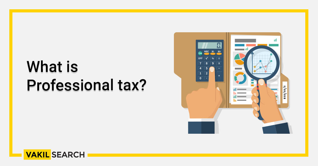 What is Professional tax_