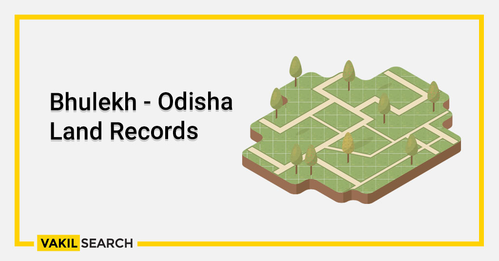 Bhulekh - Odisha Land Records