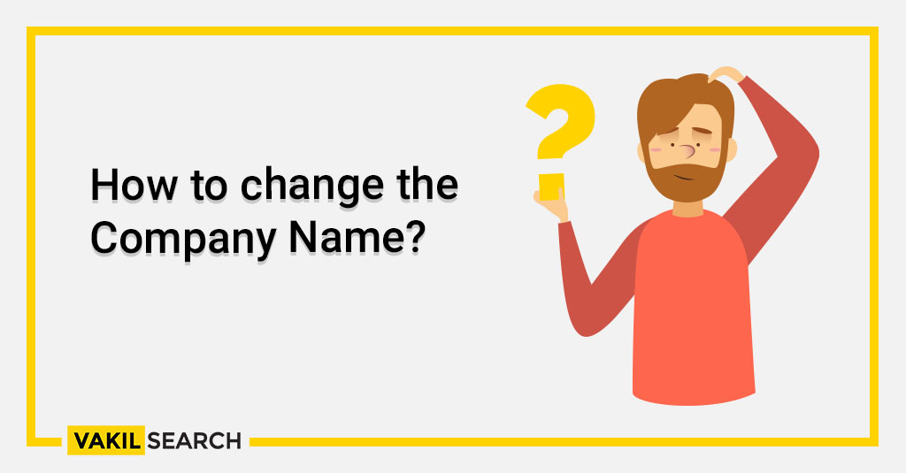 How to change the Company Name_