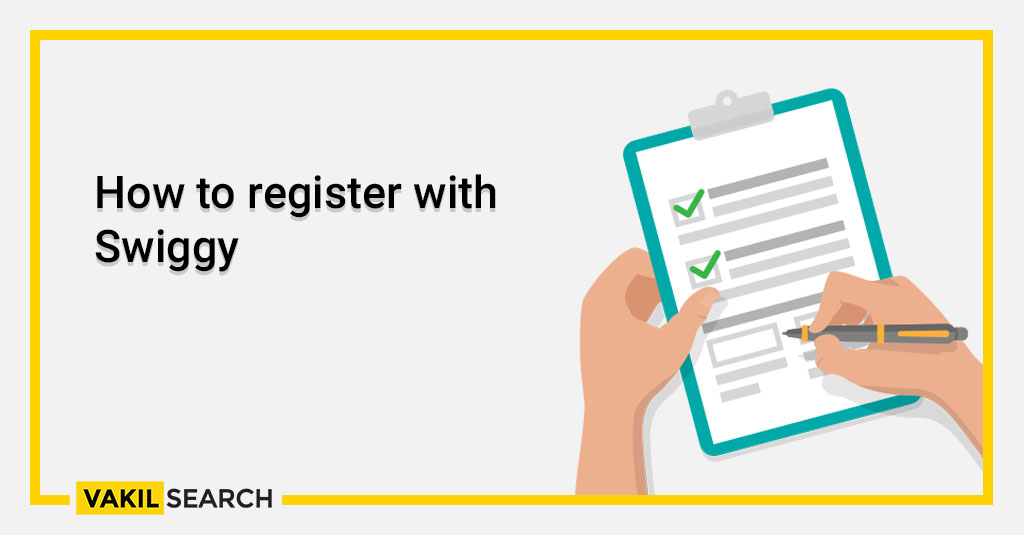 How to register with Swiggy