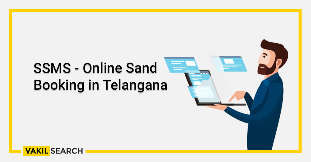 SSMS - Online Sand Booking in Telangana