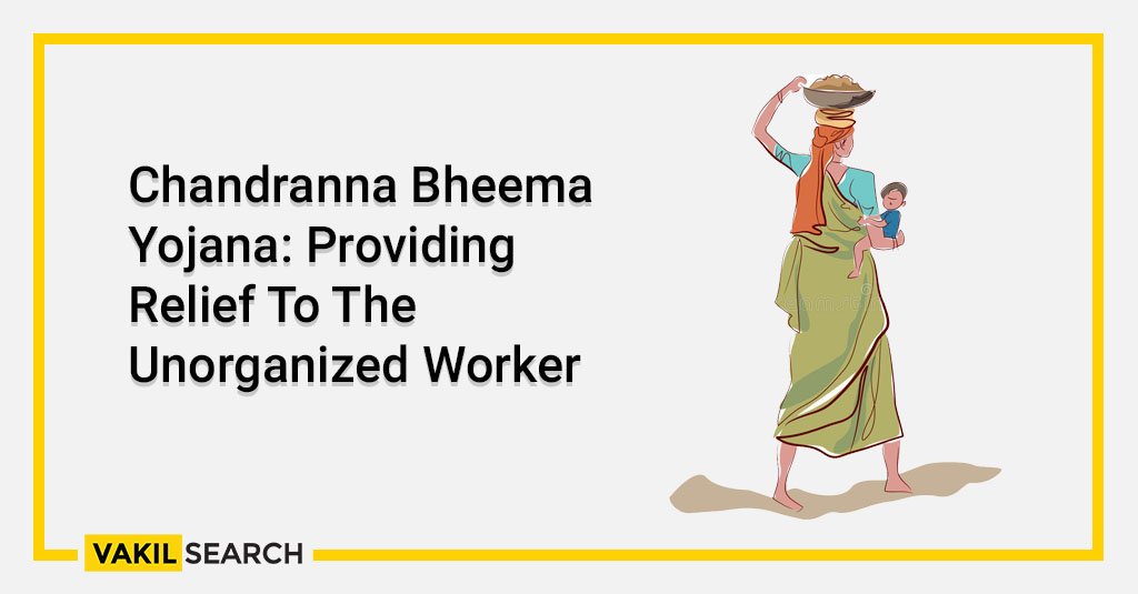 Chandranna Bheema Yojana_ Providing Relief To The Unorganized Worker
