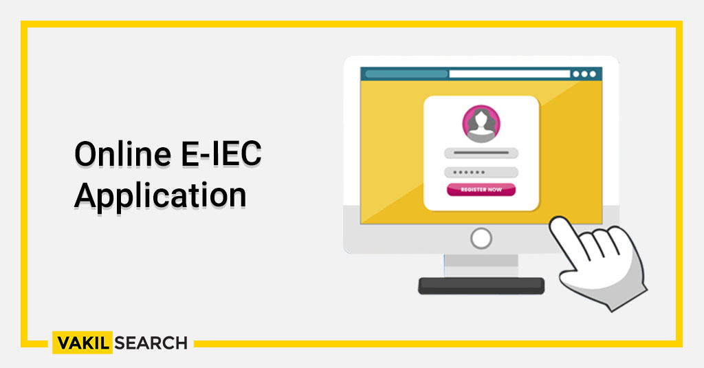 Online E-IEC Application