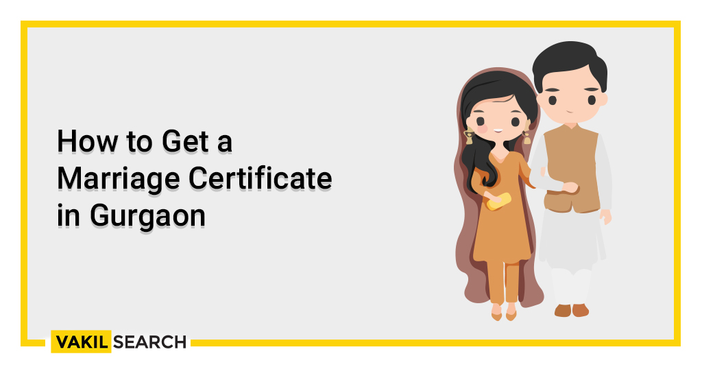 How to get a marriage registration in gurgaon