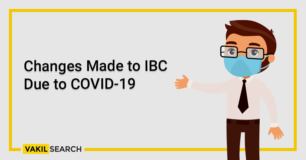 Changes Made to IBC Due to COVID-19