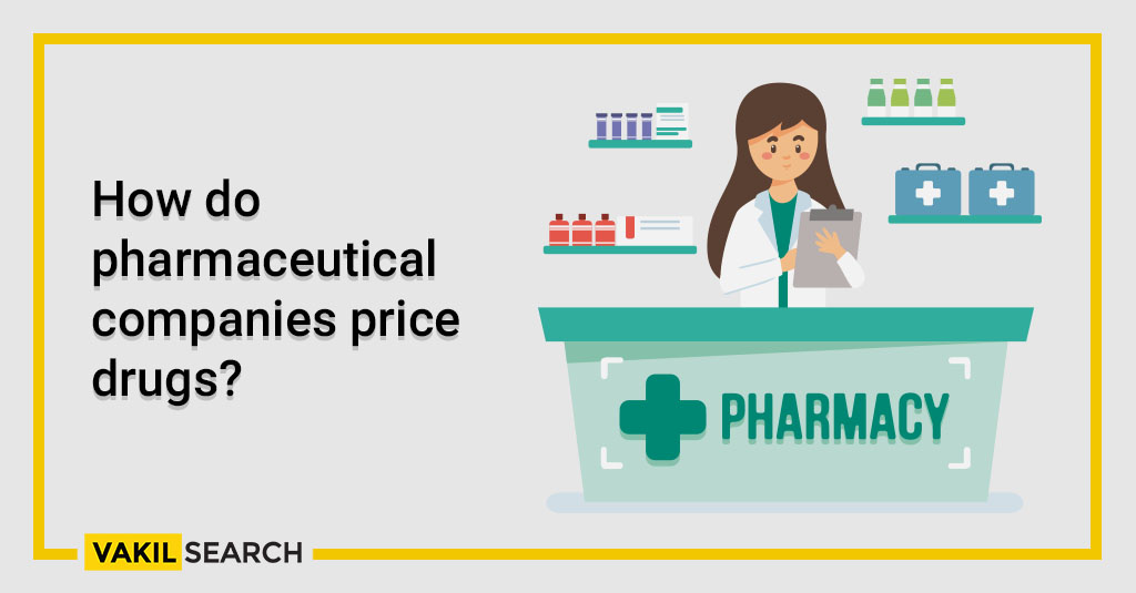 How do pharmaceutical companies price drugs