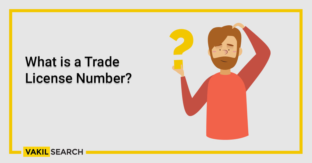 What is a Trade License Number_
