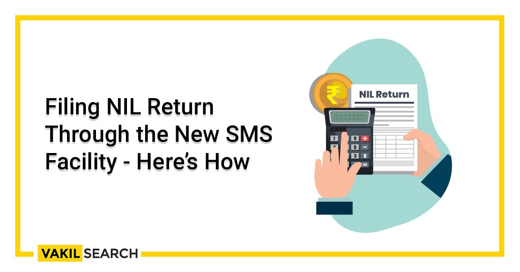 Filing NIL Return Through the New SMS Facility - Here's How